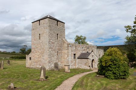 john the baptist: St John the Baptist Church at Edlingham