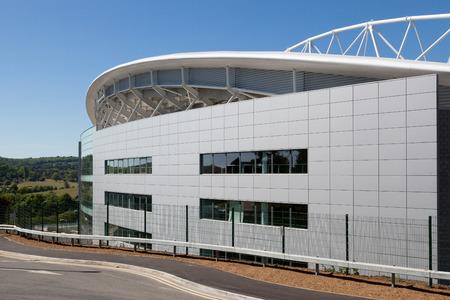 Brighton   Hove Albion Football Club new stadium at Falmer Sussex Editorial
