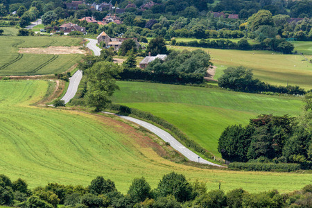 sussex: Rolling Sussex countryside