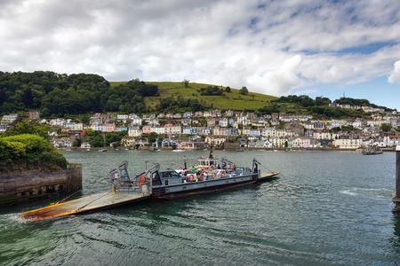 Kingswear to Dartmouth car ferry
