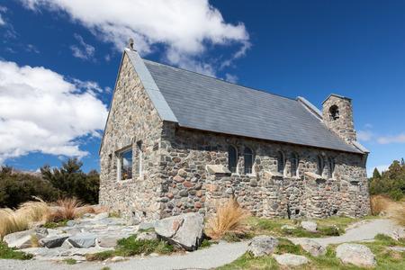 Church of the Good Shepherd in Tekapo Village photo
