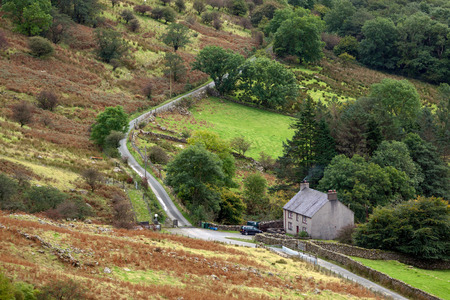 Cottage in Snowdonia National Park photo