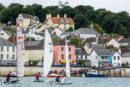 gb: Sailing in the Torridge and Taw Estuary in  Devon
