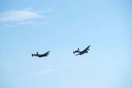 canadian military: Airbourne Airshow at Eastbourne 2014