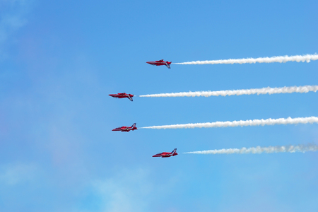 aeronautical: Airbourne Airshow at Eastbourne 2014