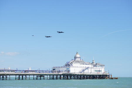 Airbourne Airshow at Eastbourne 2014