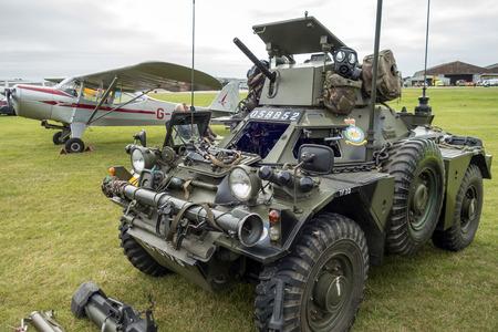 daimler: Daimler Ferret Scout Car