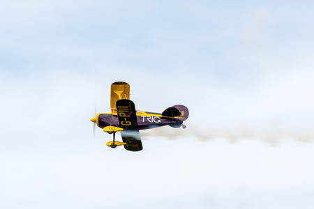 aerobatic: Trig Aerobatic Team