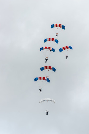 raf: RAF Falcons Display Team