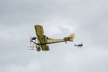 raf: Great War Display Team - RAF BE2c