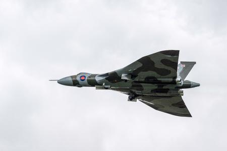 Vulcan Bomber at Shoreham Airshow