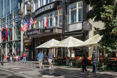 ambassador: Hotel Ambassador in Prague