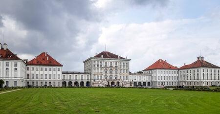 nymphenburg palace: Nymphenburg Palace near Munich Germany