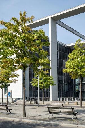 l�bulo: Edificio Paul l�bulo en Berl�n