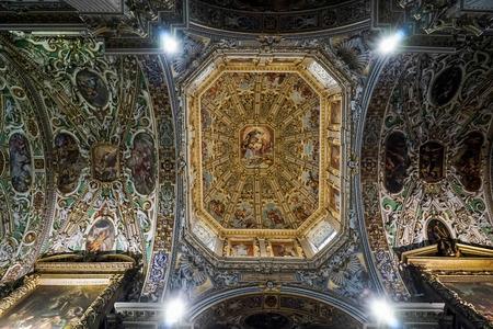 alexander: Cathedral of St Alexander in Bergamo