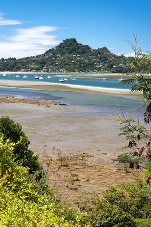 inlet: Inlet at Tairua New Zealand