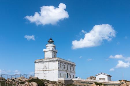 capo: The Lighthouse at Capo Testa Sardinia