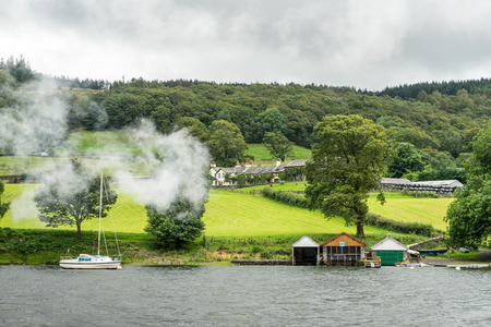 boathouse: Amazons boathouse Coniston Water