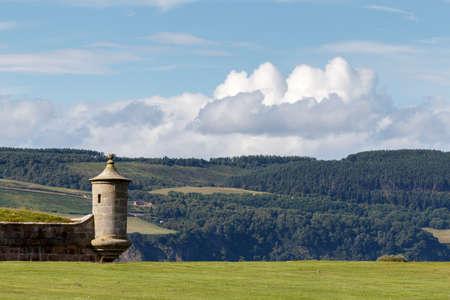 george: Fort George near inveness