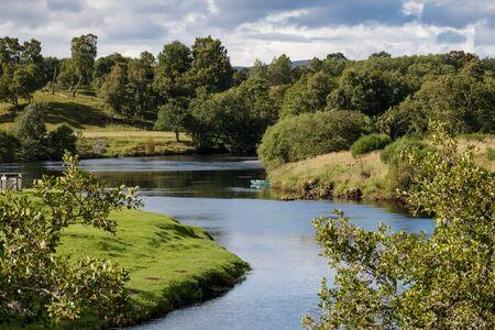 garten: Spey River near Boat of Garten