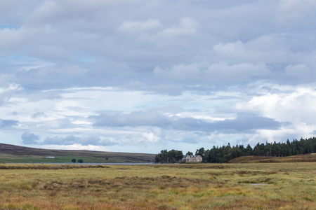 lodge: The Lodge at Lochindorb