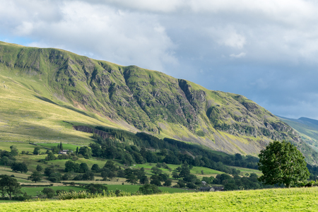 lake district: Countryside of the Lake District
