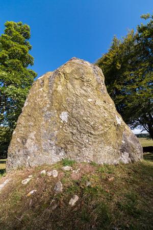 cairns: Balnuaran of Clava prehistoric cemetery
