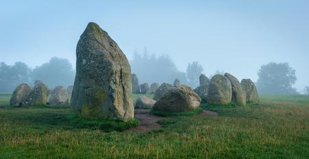 Castlerigg Stone Circle Stock Photo