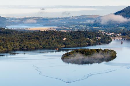 lakeland: View from Surprise View near Derwentwater
