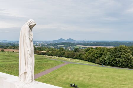 national historic site: Vimy Ridge National Historic Site of Canada in France