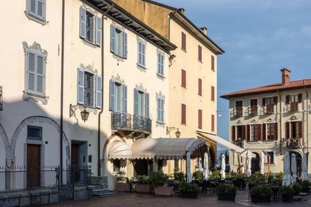 arona: Old Restaurant in Arona Lake Maggiore Piedmont Italy