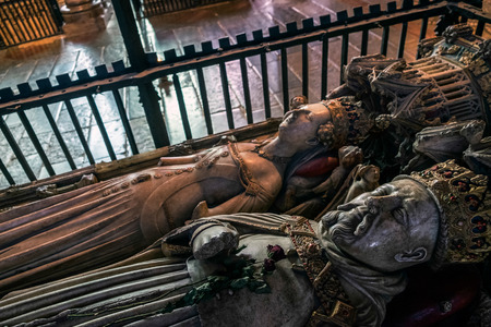 henry: Tomb of King Henry IV in Canterbury Cathedral