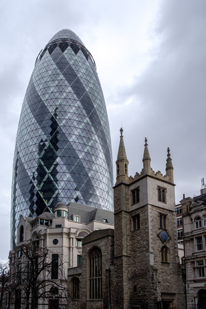 30 st mary axe: 30 St Mary Axe affectionally known as the Gherkin