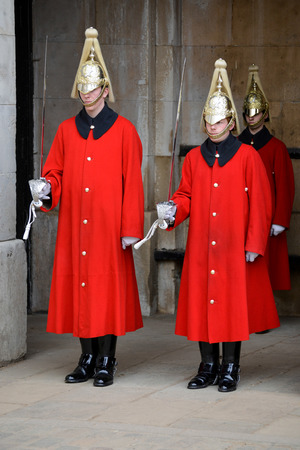 cavalry: Lifeguards of the Queens Household Cavalry