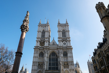 westminster: View of Westminster Abbey