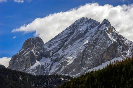 fassa: Mountains in the Valley di Fassa