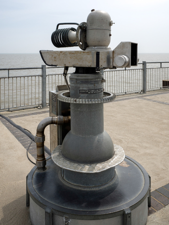 southwold: Quantun Tunnelling Telescope on Southwold Pier