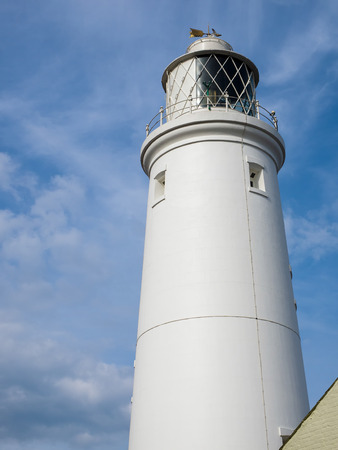 southwold: View of the Lighthouse in Southwold