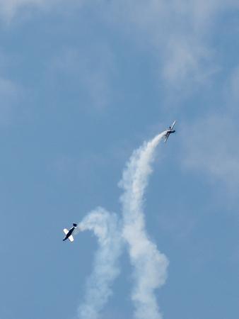 RAF Blades Performing at Dunsfold