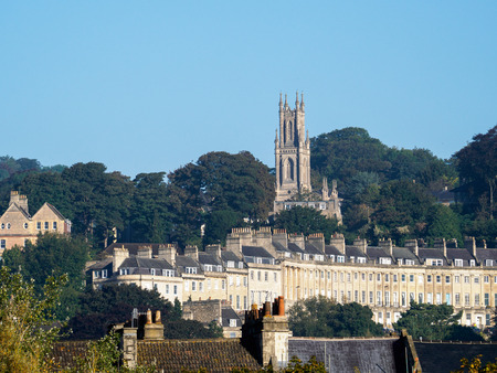 stephen: View of St Stephens Church in Bath