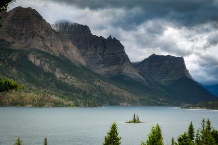 Wild Goose Island Saint Mary Lake