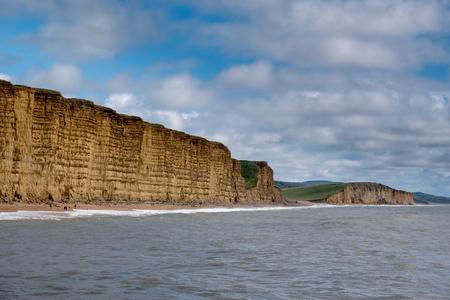 Jurassic Coastline at Lyme Regis