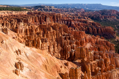expanse: Early morning in Bryce Canyon Stock Photo