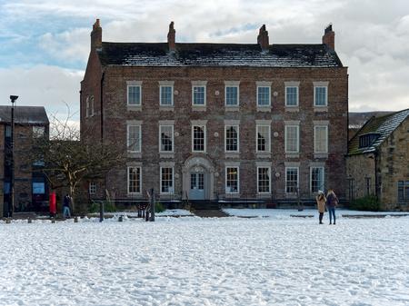 Cosins Hall in Durham