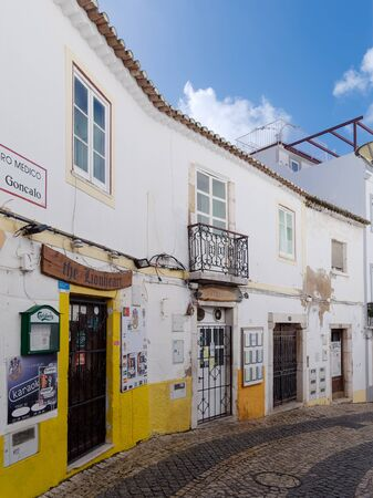 Old Restaurant and Bar in Lagos, Algarve Portugal on March 5, 2018 Editöryel