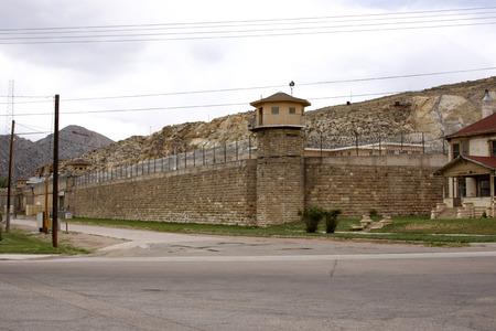State Prison Zdjęcie Seryjne - 31589345
