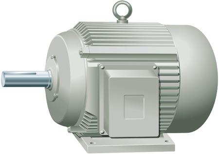 вал: Электродвигатель