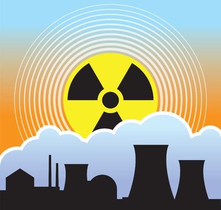 nuke plant: Puesta de sol nuclear, las fugas radiactivas
