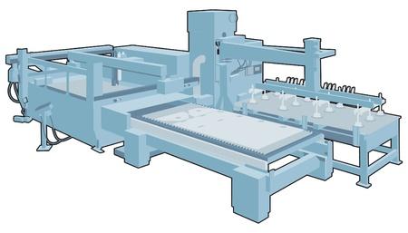 Industrial factory machine 3