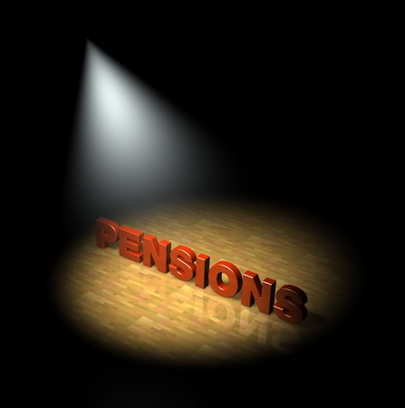 Spotlight on pensions photo